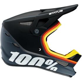 100% Status DH/BMX - Casco de bicicleta - negro